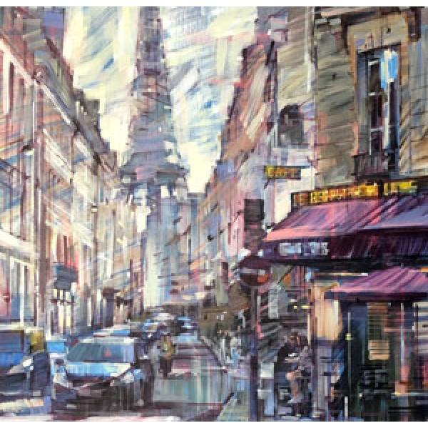 Colin Brown - Cafe Eiffel