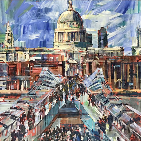 Colin Brown - Pathway To Saint Pauls