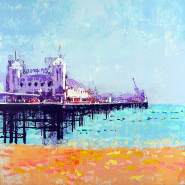 Colin Ruffell - Brighton Pier (Large)