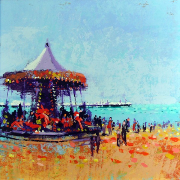 Colin Ruffell - Carousel (Extra Large)