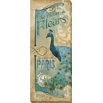 Conrad Knutsen - Le Parfum de Fleurs II Canvas Print