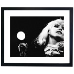 Blondie, 1977 Framed Print