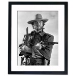 "Clint Eastwood ""The Outlaw Josey Wales"" 1975 Framed Print"