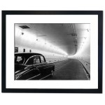 The Brooklyn-Battery Tunnel, New York Framed Print
