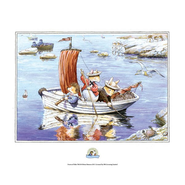 Cynthia & Brian Paterson - Pirates Ahoy