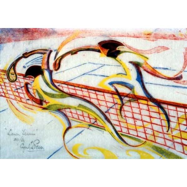 Cyril Power - Tennis