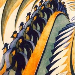 Cyril Power's Print of the London Underground - Bonhams Realise £1.4m