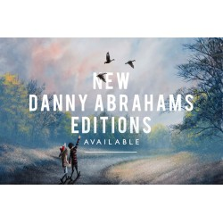 NEW - Danny Abrahams Limited Edition Prints