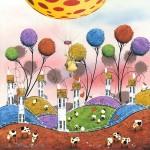 Dale Bowen - Hot Hare Balloon
