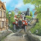 Childrens & Cartoon