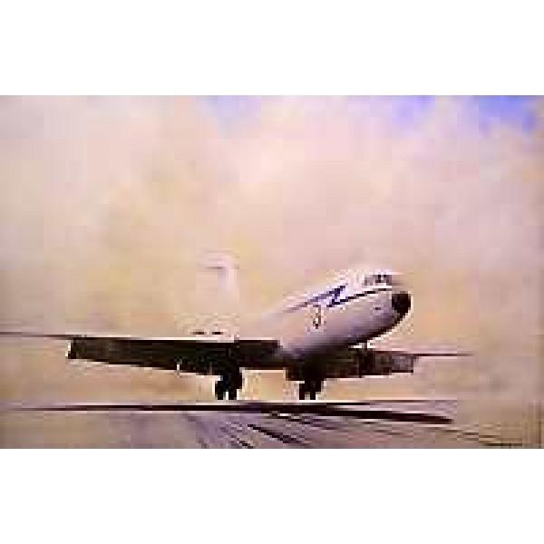 David Shepherd - VC10 - El Adem