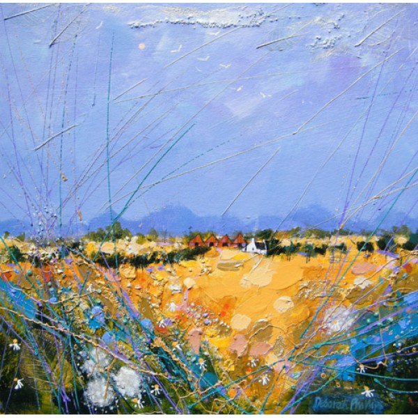 Deborah Phillips - Rusty Strathmore Barns