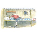 Edward Ardizzone  - Bunk-bed at Sea