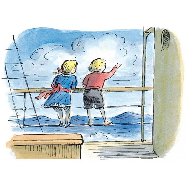 Edward Ardizzone  - Tim and Lucy