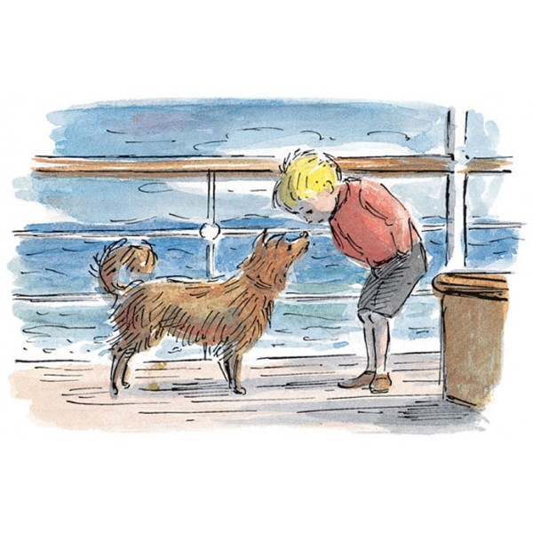 Edward Ardizzone  - Tim's Friend Towser