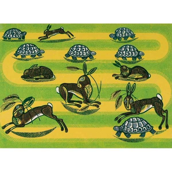 Edward Bawden - Hare and Tortoise