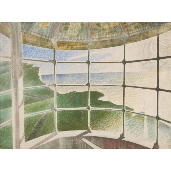 Eric Ravilious - Beachy Head Lighthouse – Belle Tout