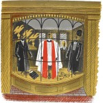 Eric Ravilious - Clerical Outfitter