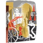 Eric Ravilious - Fire Engineer