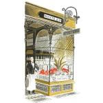 Eric Ravilious - Oyster Bar