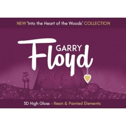 Garry Floyd - New 'Into the Heart of the Woods' 3D High Gloss Print Collection