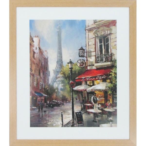 Cafe Du Paris I Framed Print
