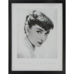 Audrey Hepburn II Framed Print