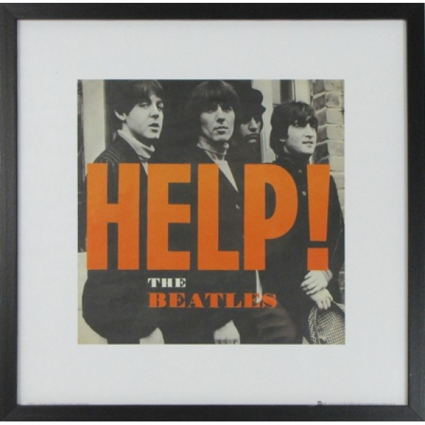 The Beatles III Framed Print