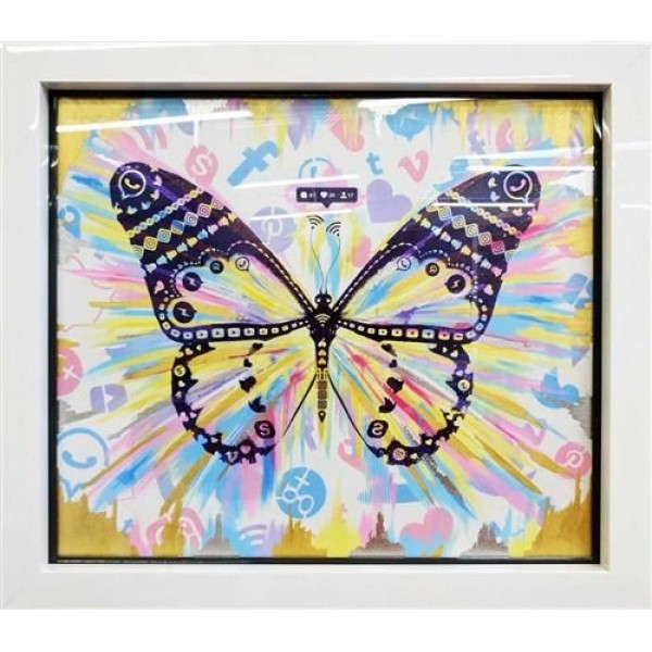 Hue Folk - Social Butterfly