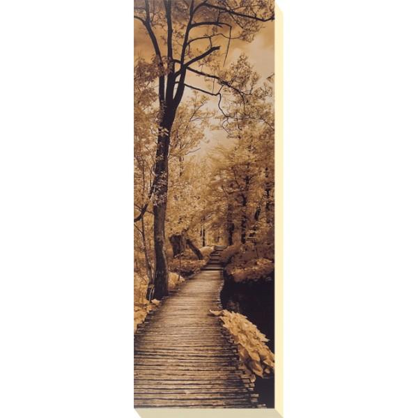 Ily Szilagyi  - A Quiet Stroll I Canvas Print