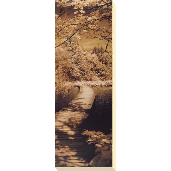 Ily Szilagyi  - A Quiet Stroll II Canvas Print
