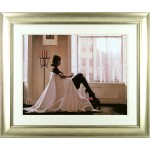 Jack Vettriano - In Thoughts of You (Large) Framed