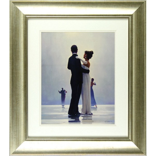 Jack Vettriano - Dance Me To The End of Love (Small) Framed