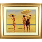 Jack Vettriano - Mad Dogs (Large) Framed