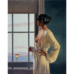 New Signed Limited Edition Prints - The Contemplation Series by Jack Vettriano