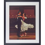 Jack Vettriano - Let's Dance II Framed