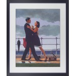Jack Vettriano - Let's Dance III Framed