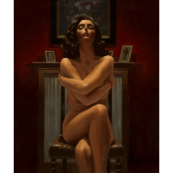 Jack Vettriano - Just the Way It Is