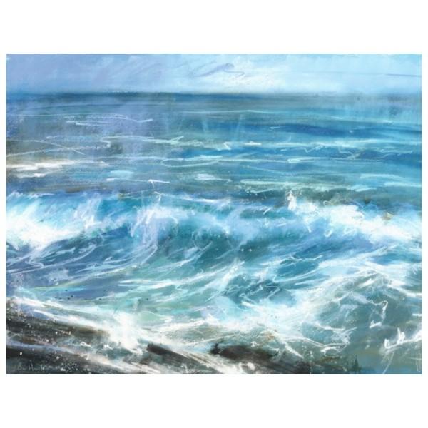 James Bartholomew - Breaker I (Canvas)