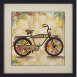 Jennifer Wagner - Ride I Framed Print