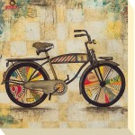 Jennifer Wagner - Ride I Canvas Print