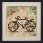 Jennifer Wagner - Ride II Framed Print