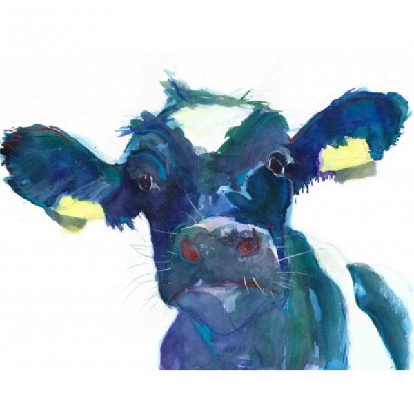 Kate Stephens - Blue Moo