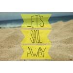 Leah Flores - Let's Sail Away