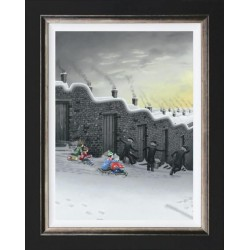 Leigh Lambert – New 'Snow Scene' Limited Edition Prints