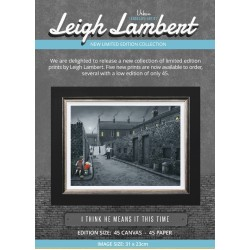 Leigh Lambert - New Limited Edition Print Collection