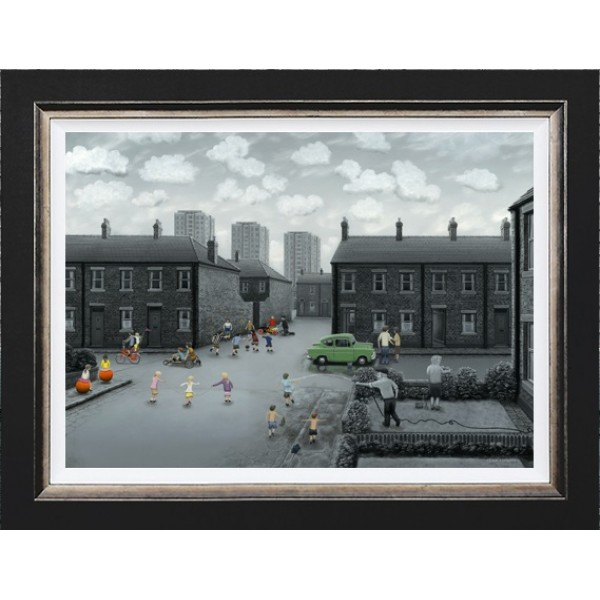 Leigh Lambert - All Our Yesterdays (Canvas)