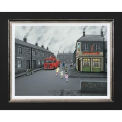 Leigh Lambert - FALSE ALARM - New Limited Edition Print