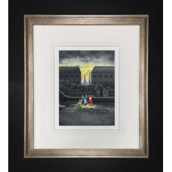 Leigh Lambert - REACH FOR THE SKY - New Limited Edition Print