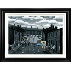 Leigh Lambert - Spring Into Action - New Limited Edition Print